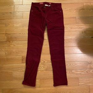 Crewcuts Girls Riley Corduroy Jeans